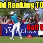 【男子ゴルフ】2018年 世界ランクトップ10のスイング!10位~6位