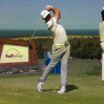 【ゴルフスイング】基本的な動きがわかって上手くなる映像