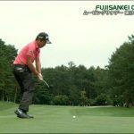【ゴルフスイング】日本男子プロ達のスイングスローby FujiSankei Classic